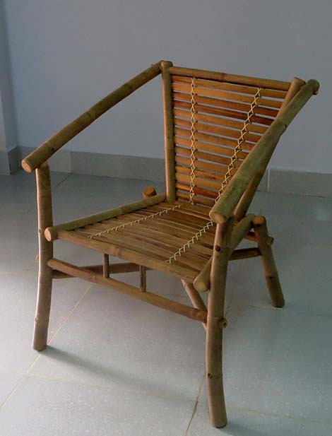 Stupendous Bc 46S Bamboo Stackable Chair Download Free Architecture Designs Scobabritishbridgeorg