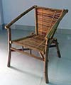 BC-46S, Bamboo Stackable Chair