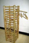 BDC-72, Bamboo Dowel Tower Display