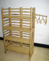 BSO, Shelf for Bamboo Dowel Rack EBS