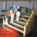 BCR Series Bamboo Countertop Brochure Rack