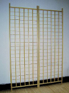 Engineered BambooGridwall™ Panel