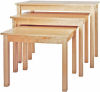 BSTT-26 Engineered Bamboo Nesting Table